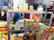 Bếp Eva - Cầm 20 nghìn sang quận 4, ăn hết 3 món flan, tàu hũ Singapore béo ngậy vẫn thừa tiền