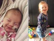 Tin tức - Em bé bị ruột nằm ngoài da sống sót kỳ diệu bất chấp lời cảnh báo của bác sĩ