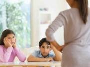 Làm mẹ - Chính những câu nói này của bố mẹ khiến trẻ thất bại trong cuộc sống
