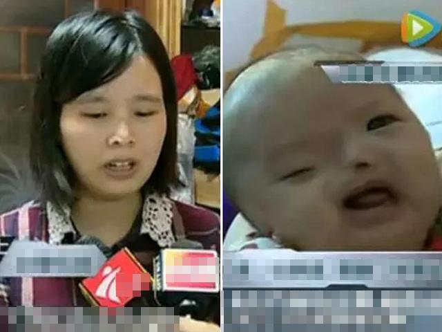Mẹ ngất xỉu trên bàn đẻ khi sinh con không tai, mắt, mũi