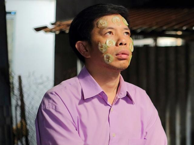 Một ngày khóc dở mếu dở của Thái Hòa ở thế giới đàn ông là số... 0