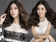Làng sao - Nhan sắc ngày càng rực rỡ của Hoa hậu Đỗ Mỹ Linh