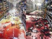Tin tức - Hình ảnh đổ nát kinh hoàng sau trận động đất mạnh 7,8 độ Richter ở New Zealand