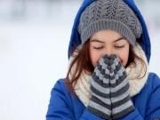 Sức khỏe - Gió lạnh, phụ nữ hở những điểm này là sẽ đau đầu ngay lập tức