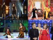 """TV Show: Hoài Linh - Trấn Thành phải thay kịch bản; Mỹ Linh thấy mình """"xấu"""" trên sân khấu"""