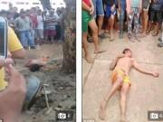 Tin tức - Nghi phạm xâm hại bé 4 tuổi ở Bolivia bị cướp ngục, treo cổ lên cây