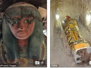 Tin tức - Tìm thấy xác ướp Ai Cập 1.000 tuổi còn nguyên vẹn
