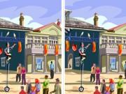 Bạn sẽ là 'thiên tài' nếu tìm đủ 10 điểm khác nhau trong hai bức hình này
