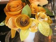 Nhà đẹp - Mẹ khéo tay trổ tài tự làm hoa tặng thầy cô nhân ngày 20/11