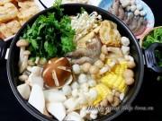 Bếp Eva - Lẩu nấm ngọt thơm hấp dẫn cuối tuần