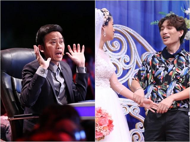 Ơn giời tập 3: Giám khảo Hoài Linh ngỡ ngàng vì tài diễn hài của Châu Đăng Khoa