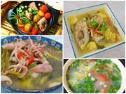 Bếp Eva - Những món canh chua ngon cho chiều nắng
