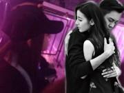 """Làng sao - """"Mỹ nhân Tân Cương"""" bí mật tới concert của """"bạn trai"""" Trần Vỹ Đình"""
