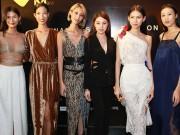 Thời trang - Dàn mẫu bị cấm diễn nô nức chuẩn bị cho Tuần lễ Nhà thiết kế thời trang