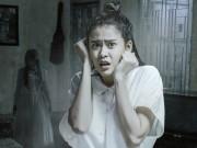 Phim - Trương Quỳnh Anh không dám soi gương vì mặt trắng bệch, nứt toác