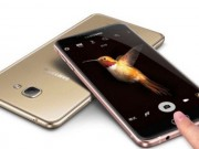 Eva Sành điệu - Galaxy C5 Pro giá rẻ lộ cấu hình