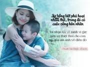 """Thanh Vân Hugo - """"bà mẹ đơn thân"""" can trường và những nỗi niềm giấu kín"""