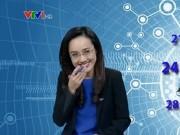 Làng sao - BTV Hoài Anh lên tiếng về hành động bật cười trên sóng Thời sự trực tiếp