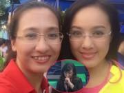 Làng sao - BTV Vân Anh rơm rớm nói lời tạm biệt khán giả VTV, Hoài Anh ngậm ngùi xa đàn chị