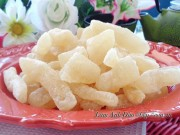Bếp Eva - Mứt bí đao thơm phức, giòn sần sật