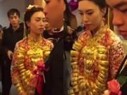 Tin tức - Kết hôn với tỷ phú 70 tuổi, cô dâu 20 tuổi được tặng 20kg vàng