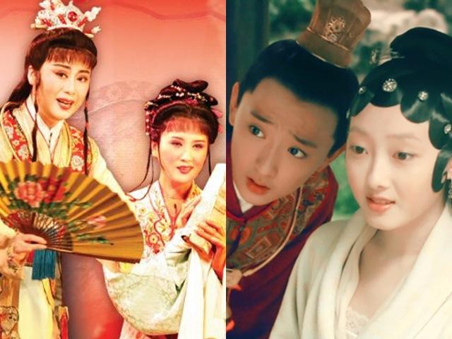5 phiên bản chìm trong quên lãng của phim kinh điển nổi tiếng Hồng Lâu Mộng