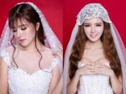 Trong veo, mướt mọng chính là xu hướng trang điểm cô dâu hot nhất 2016