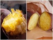 Bếp Eva - Tuyệt chiêu nướng khoai lang bở ngọt bằng lò vi sóng chỉ trong 15 phút