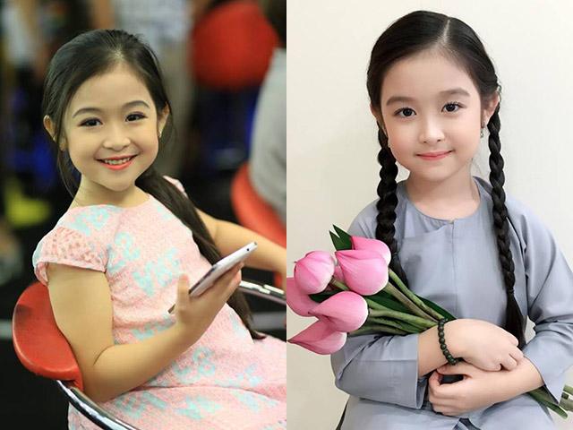 Gặp bé gái gốc Cần Thơ 8 tuổi sở hữu vẻ đẹp vạn người mê