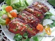 Bếp Eva - Sườn nướng sốt tỏi ớt ngon không nỡ bỏ qua