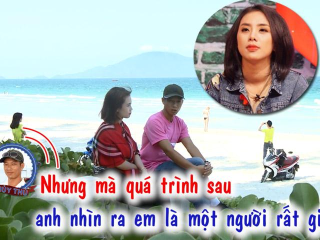 Miko Lan Trinh đau lòng vì diễn biến tình yêu trên chuyến xe hồng