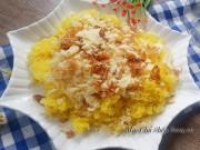 Bếp Eva - Xôi xéo dẻo ngon, thơm lừng cho bữa sáng