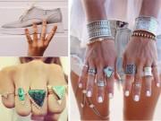 Chị em cần nhớ: Muốn tay đẹp thì chọn nhẫn phải xinh!