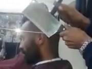 Clip Eva - Clip cắt tóc bằng búa và dao chặt gây sốt