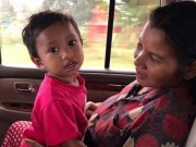 Tin tức - Bé trai Campuchia bị bạo hành bằng roi điện, kẹp giấy giờ ra sao?