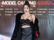 """Thời trang - Hoàng Thùy cùng dàn mẫu Next Top Model """"đại náo"""" Hà Nội"""