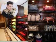 Thời trang - Trả nợ 20 tỷ thay mẹ nhưng Đàm Vĩnh Hưng vẫn mua hàng hiệu ngập nhà