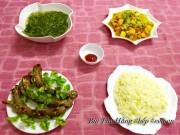 Bếp Eva - Bữa cơm chiều hơn 120.000 đồng ngon tuyệt