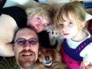 Tin tức - Cha giết con gái 6 tuổi rồi đặt nằm cạnh xác 2 chú chó để trả thù vợ