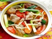 Bếp Eva - Lẩu gà lá chanh ấm áp cho cuối tuần