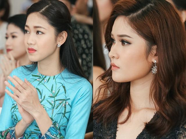 Á hậu Thanh Tú, Thùy Dung xinh đẹp, nổi bật giữa dàn mỹ nhân