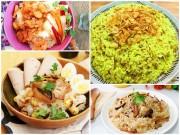 Bếp Eva - Với 4 kiểu nấu này, món xôi luôn tuyệt ngon và hấp dẫn