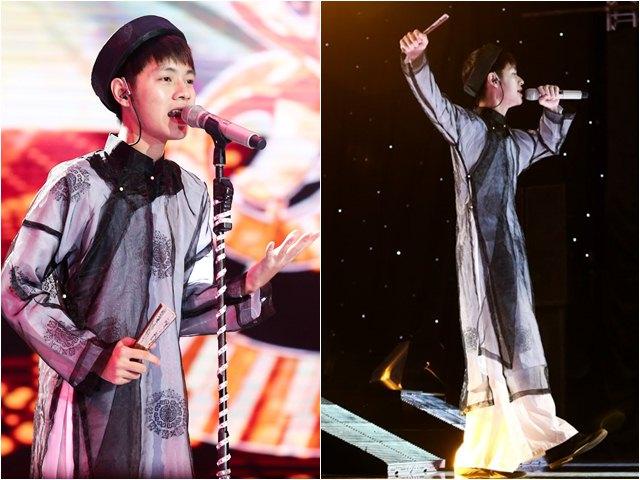 Sing My Song: Truyền nhân 18 tuổi của Cao Bá Quát khiến cả khán phòng phấn khích!