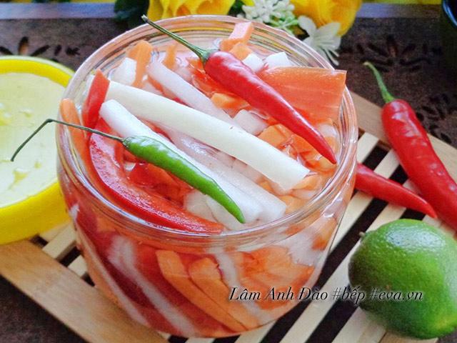 Tận dụng cùi dưa hấu để ngâm chua ngọt giòn ngon giải ngán ngày Tết