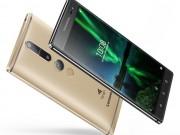 Công bố giá Lenovo PHAB2 Pro với 3 camera, màn hình 2K