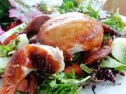 Bếp Eva - Gà nướng lò vị BBQ tuyệt ngon cho Giáng sinh