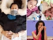 Bà bầu - Quãng thời gian mang bầu đẫm nước mắt, đau đớn của 3 bà mẹ nổi tiếng