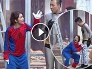 Video: Hoà Minzy lột quần Trấn Thành ngay trên sân khấu