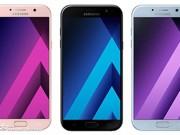 Ảnh chính thức smartphone Galaxy A5 (2017) cuối cùng đã lộ diện