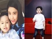 Clip Eva - Con trai Trương Quỳnh Anh, Tim cực dễ thương cover lại bài hát của ba mẹ